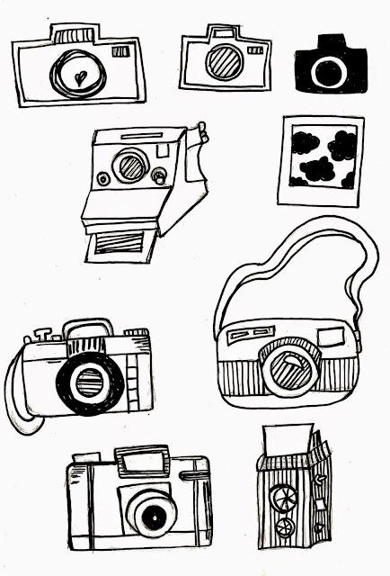 Diary of Seresha: DIY: Photography Journal!