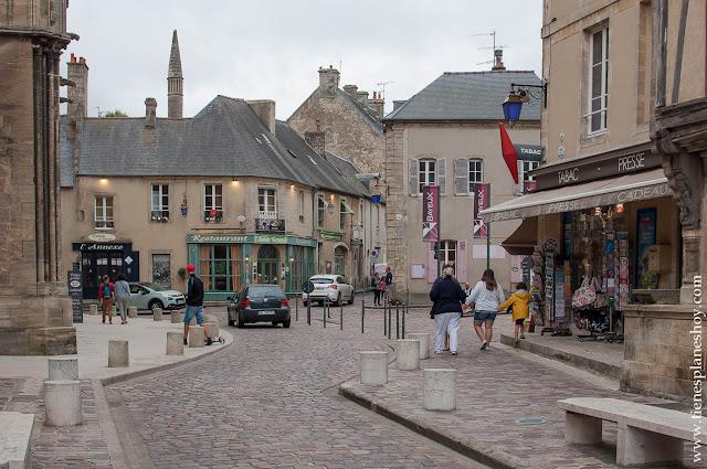 Bayeux viaje Normandía turismo que ver imprescindibles
