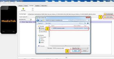 Cara Flash Oppo Joy R1001 dengan SP Flash Tool,Ini Caranya 2