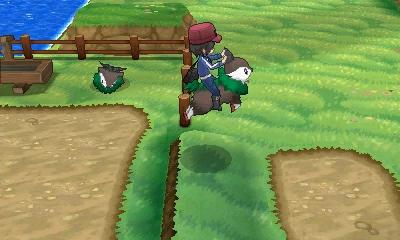 Pokemon Y version Screenshot-1