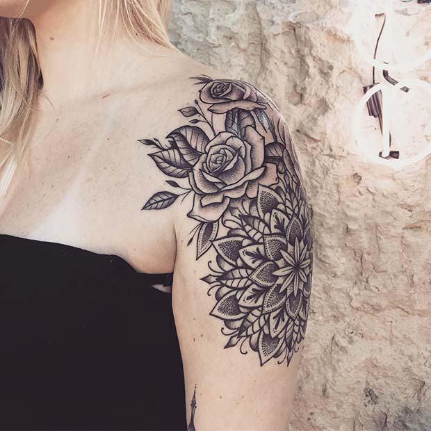 Tatuagens femininas super fofas