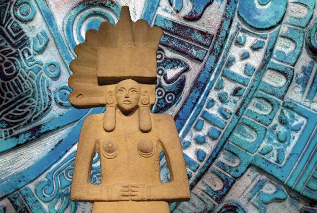 Tlazoltéotl: Uma Antiga Padroeira e Purificadora Para Todas as Coisas Sujas