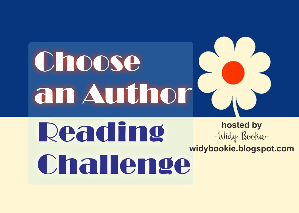 Choose an Author Reading Challenge 2017