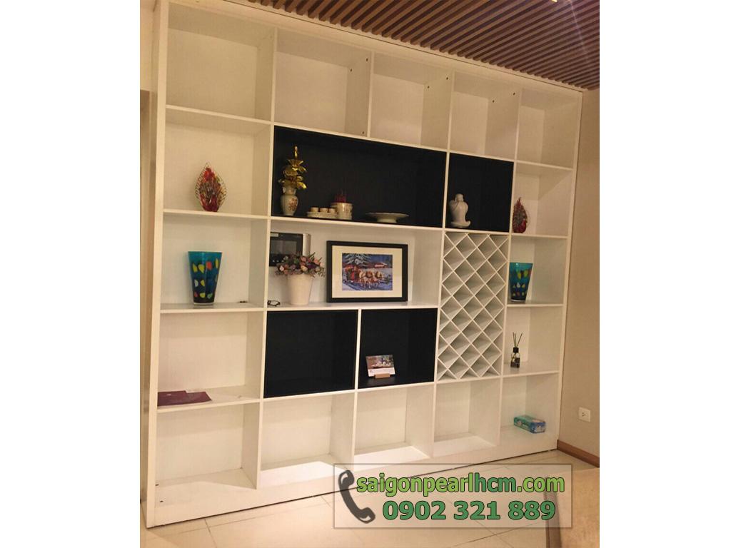 Căn hộ Saigon Pearl 3PN cho thuê tại block Sapphire 2 - hình 9