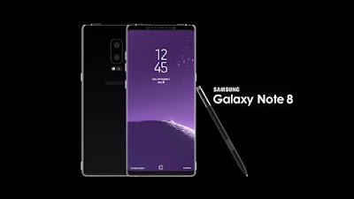 Galaxy Note 8 with dual cameras, 'Infinity Display' launched