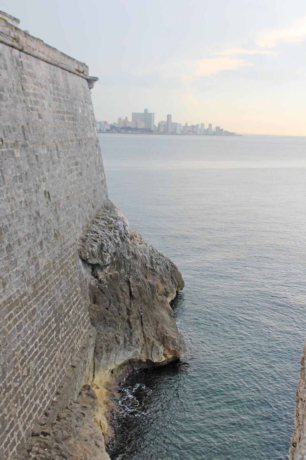 el Morro making restorations blog 3