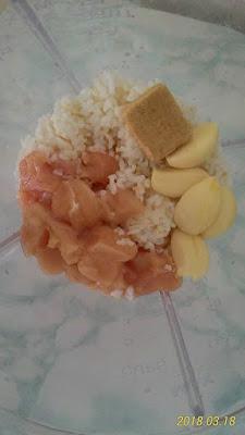 resepi nugget nasi, nugget nasi homemade, nugget nasi, bahan membuat nugget nasi, cara membuat nugget nasi