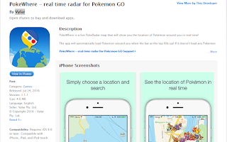 Download Poke Where APK Alternatif Aplikasi Pokemon Spy