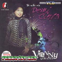 Vanny Vabiola - Slow Rock Demi Cinta (2008) Album cover