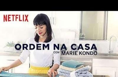 Ordem na casa com Marie Kondo, Netflix