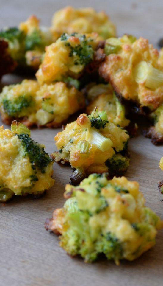 Broccoli tater tots