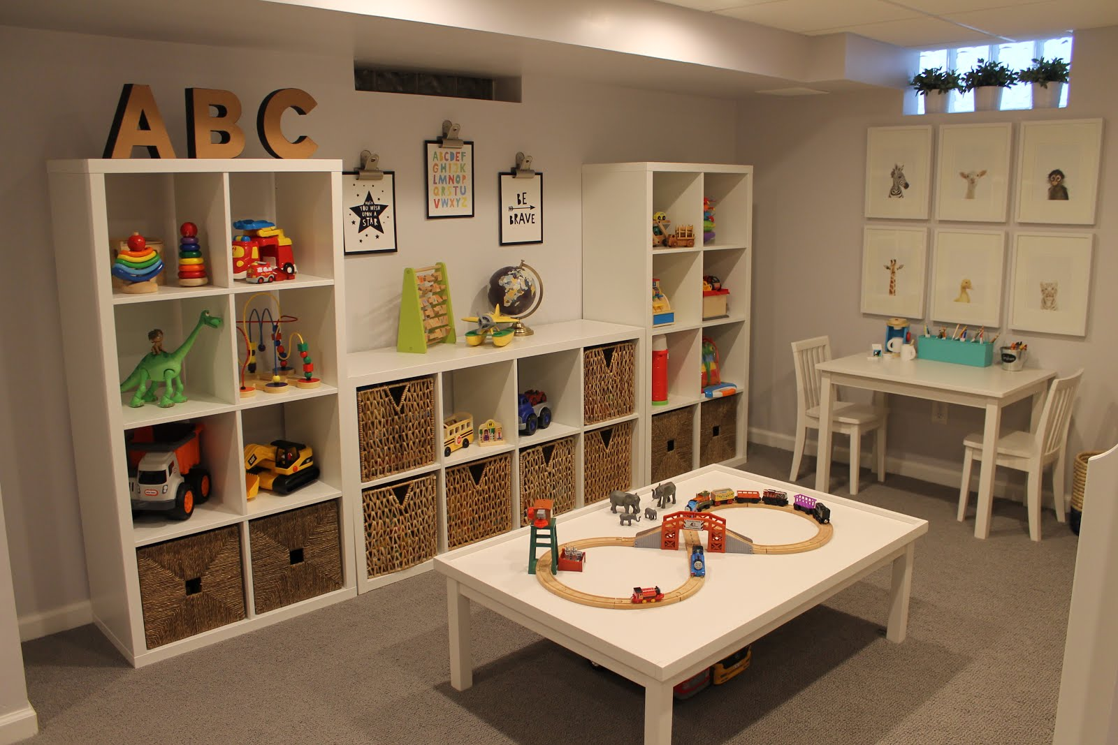 Our Boy S Space A Playroom Makeover Six2eleven