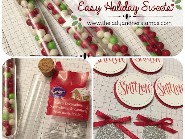 Smitten By The Mitten Treats & My December Schedule!