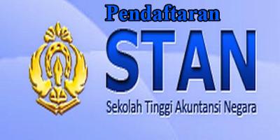 Pendaftaran Online STAN