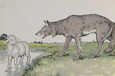 wolf-and-the-lamb-story