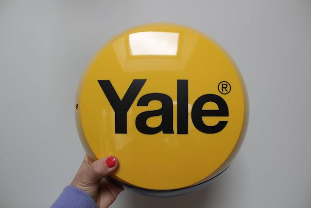 Yale Smart Alarm Siren