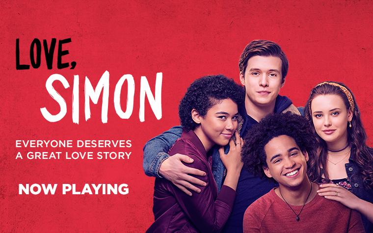 Frases y Diálogos del Cine: Frases de la película: Love, Simon (Yo soy Simón)  de Greg Berlanti