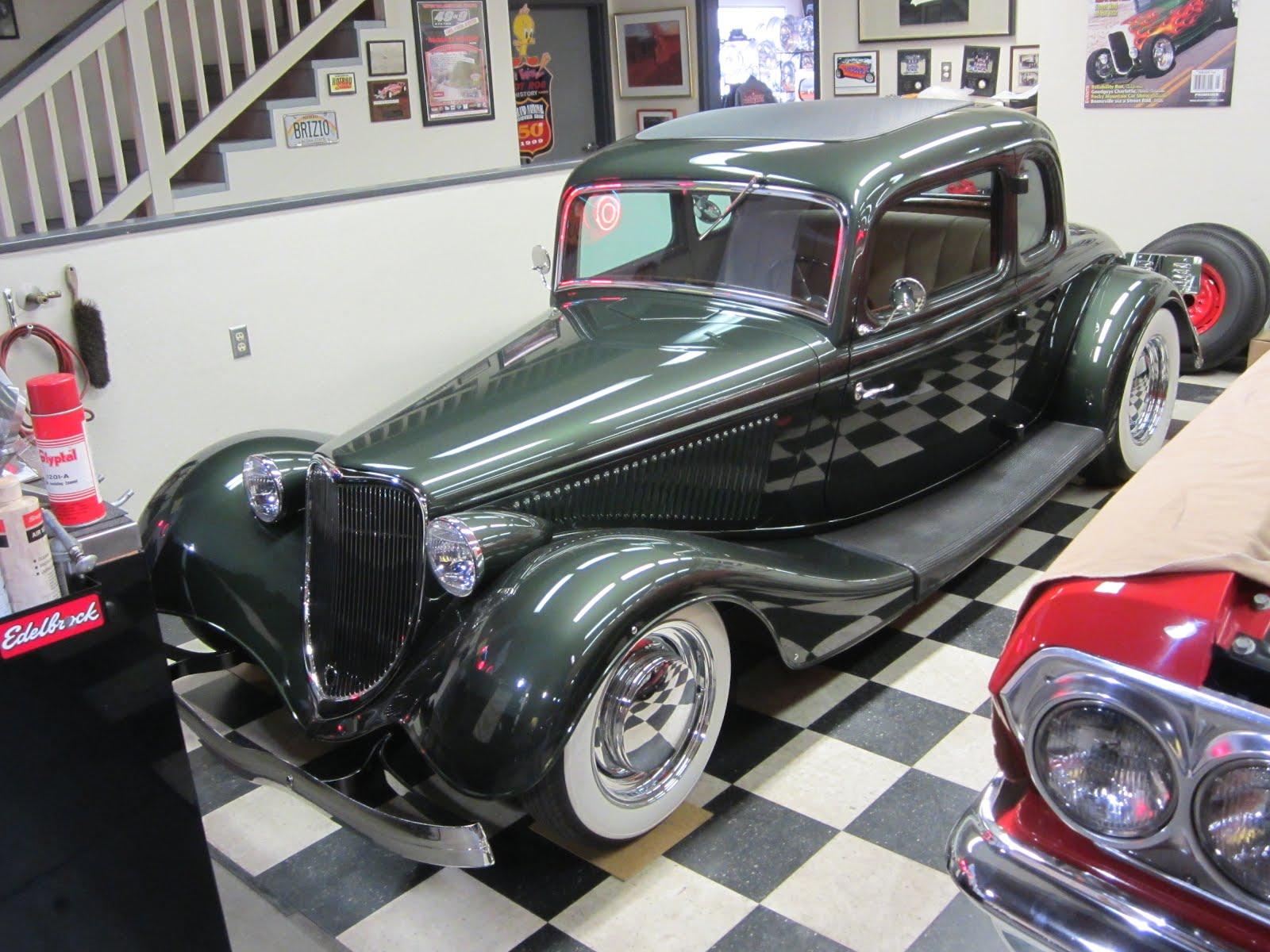 Shop Tour Roy Brizio Street Rods  Cars Blog