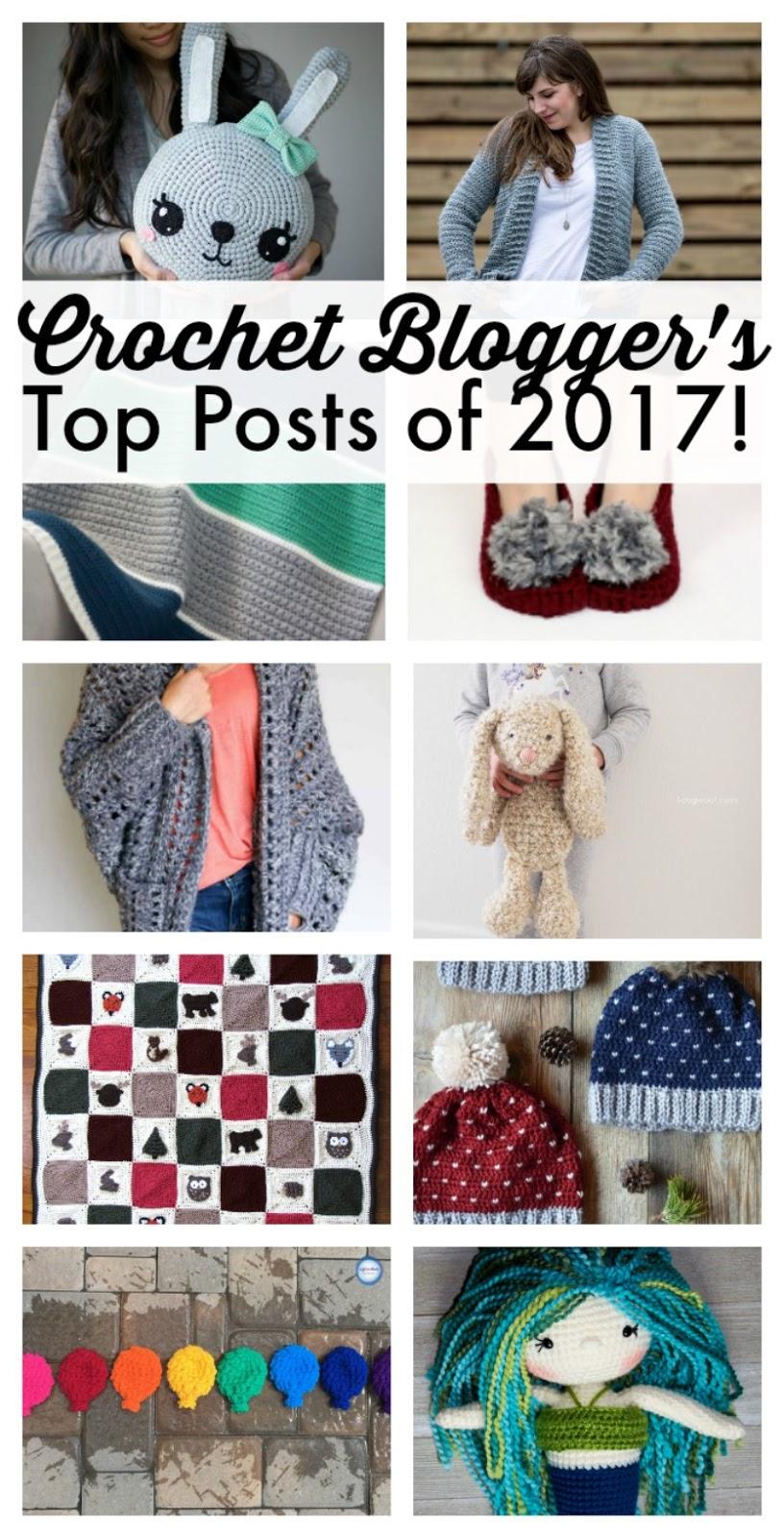 1d1f2d0195fe Top Crochet Blogger Posts of 2017 - thefriendlyredfox.com