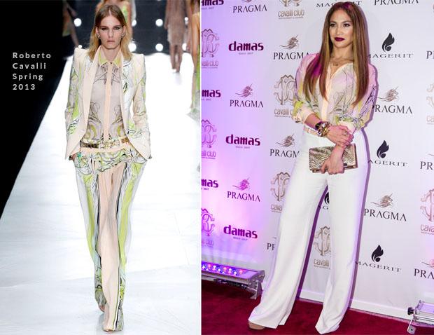 d4ac4ceec8 Celebrity News & Gossip: Jennifer Lopez In Roberto Cavalli – Cavalli ...