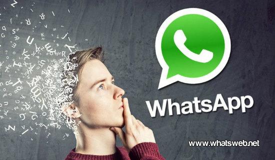Como ahorrar datos en WhatsApp