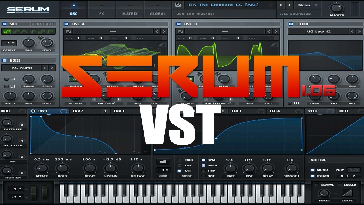 Descargar serum para fl studio 12 full crack free