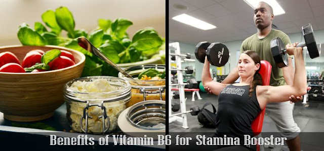 Benefits Of Vitamin B6 For Stamina Booster