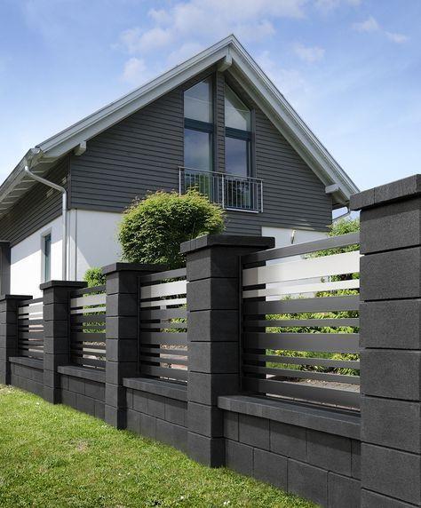Home Design Ideas 2019: Best 50 Fence Design Ideas For Home Exterior 2019