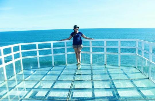 Wisata Pantai Nguluran GunungKidul Yogyakarta