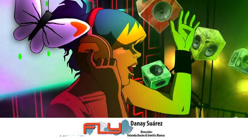 Danay Suárez - ¨Fly¨ - Videoclip - Dirección: Yolanda Durán - Ermitis Blanco. Portal Del Vídeo Clip Cubano - 01