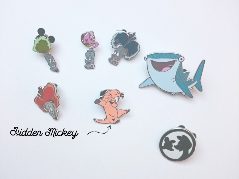 Passion pin's disney