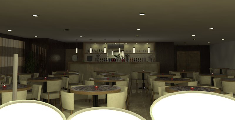 3d, renders, bar, interiorismo, comercial, restaurant