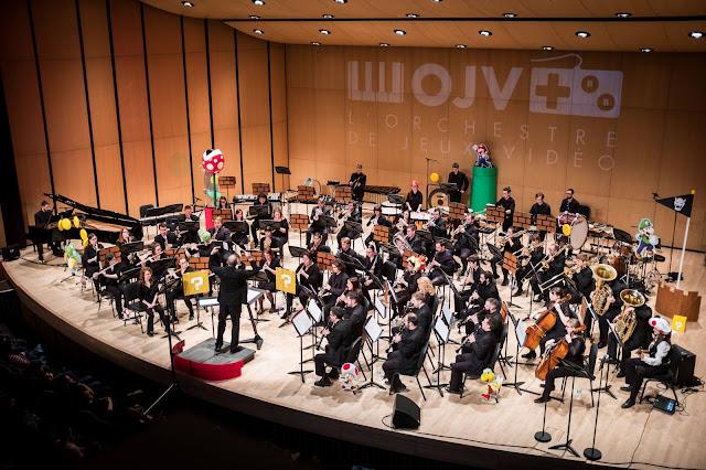Orchestre de Jeux Vidéo (OJV)