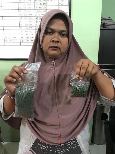 Maulizar tersangka narkoba