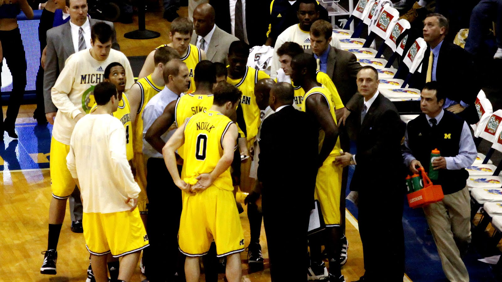 Michigan basketball 2013 14