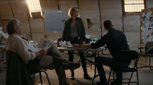 Rachel McAdams Taylor Kitsch in True Detective s2