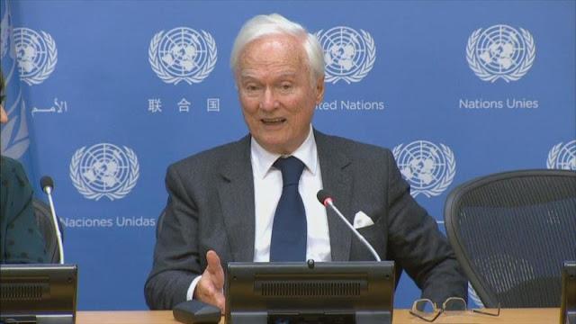 ONU condena presión militar y económica de EEUU contra Venezuela