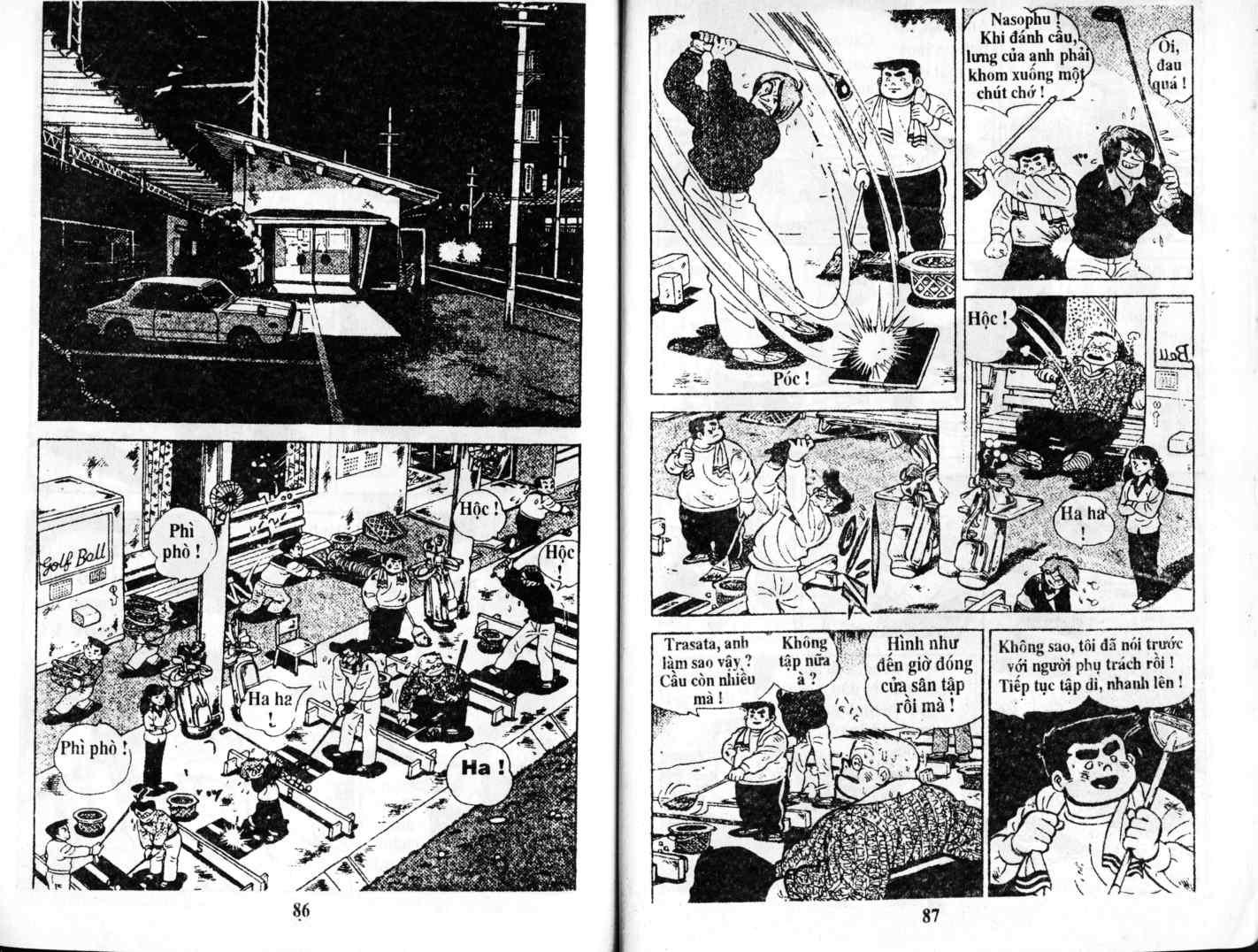 Ashita Tenki ni Naare chapter 2 trang 42