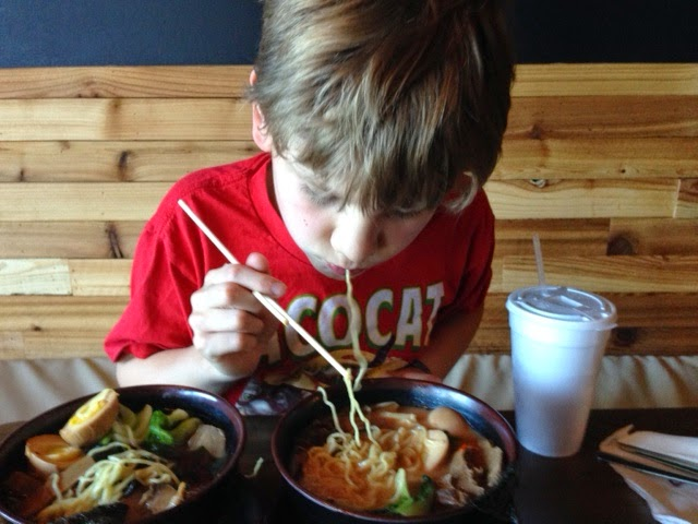 Logan Guleff Skewer Ramen Memphis TN MasterChef Jr 2 Junior