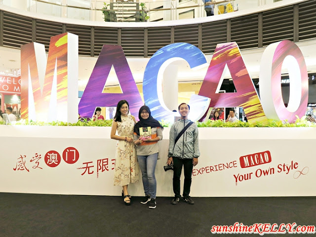 Experience MACAO, MACAO Year End Macao Mega Sale 2016