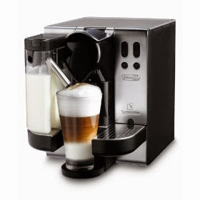 Froth Milk coffee machine