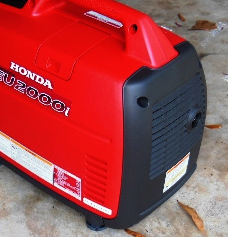Living Prepared Honda 2000i Generator Exhaust Extension