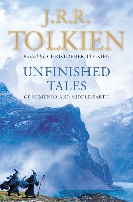 Image result for unfinished tales jrr tolkien