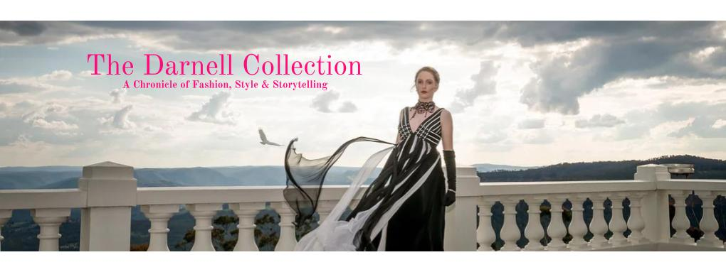 The Darnell Collection: 300 Years of Stunning Fashion, Charlotte Smith, Australia