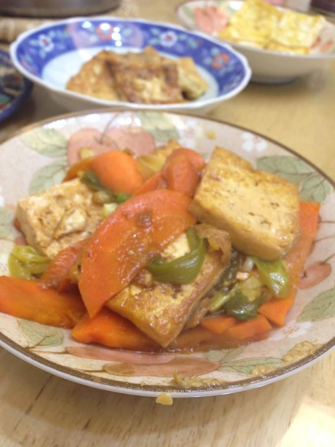 【傑克●不專業料理】下飯三種口味之豆腐料理 | 一次搞定