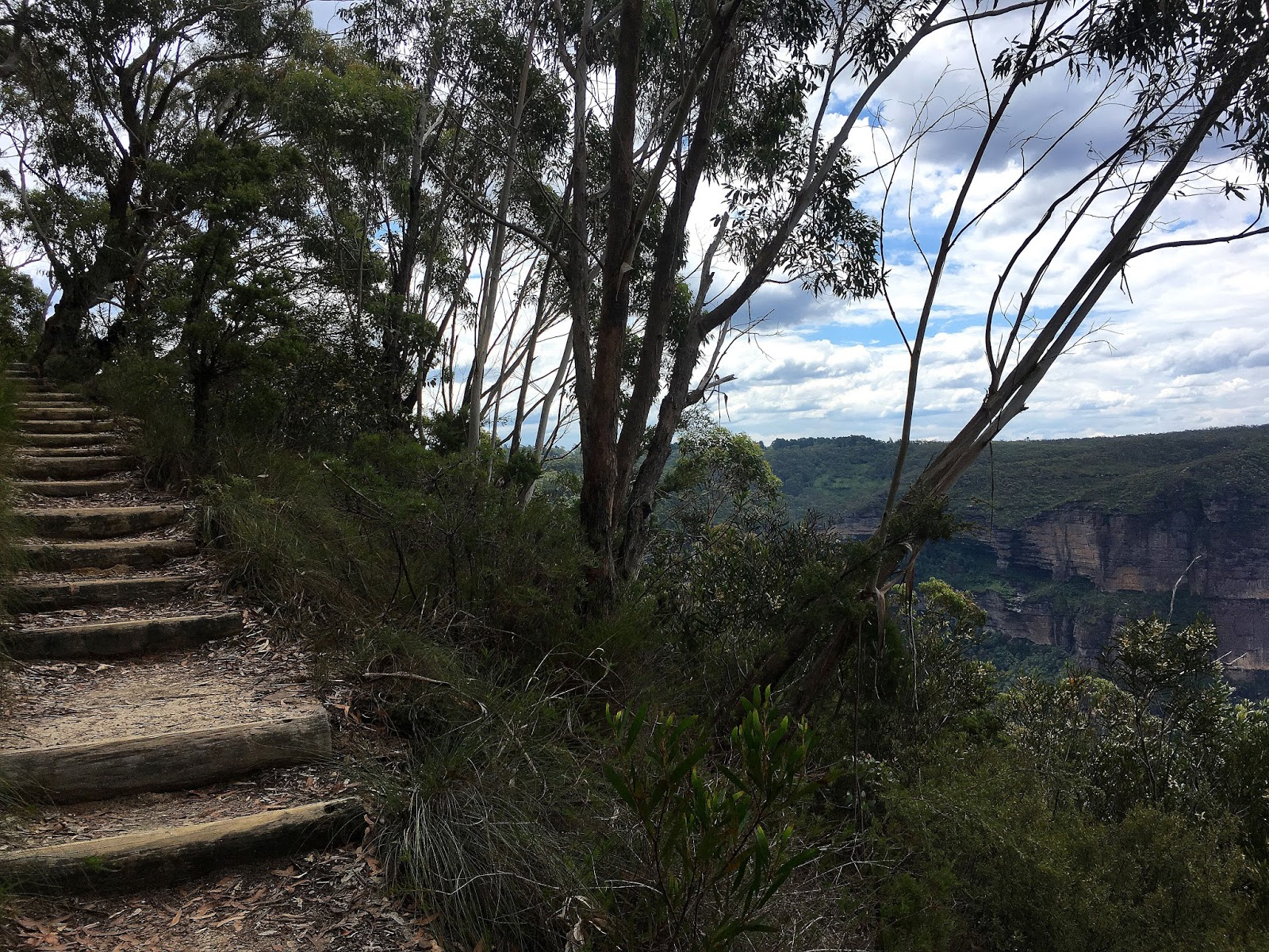 Hiking solo the Grand Canyon in Australia's Blue Mountains has been one of the greatest adventures. With breathtaking views and endless stairs, come and find out more!