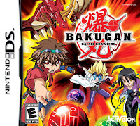 Bakugan- Battle brawlers