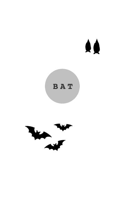 BAT -black&white-