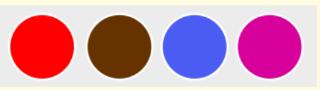 Gambar warna pilihan motor ego