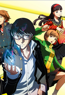 assistir - Persona 4 The Animation - online
